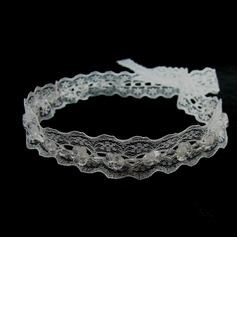 Lace With Crystal Women's Headbands (042025236)