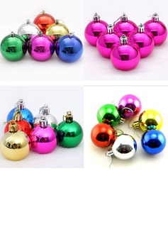 Bright Ball Unique Décor (set of 6)