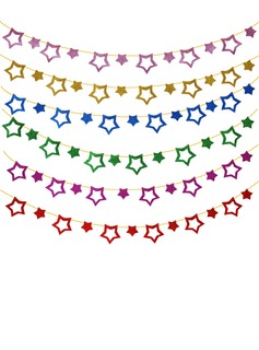 Star design Sponge Banner (20 pieces)