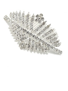 Unique Rhinestone/Alloy Combs & Barrettes