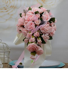 Gorgeous Hand-tied Foam/Poly Ethylene Bridal Bouquets