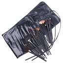 32 Pcs Professional Makeup Brush With Free Case (046004564)