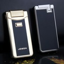Elegant Stainless Steel Electronic Lighter (051059219)
