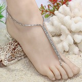 Rhinestone Foot Jewellery Accessories (107039376)