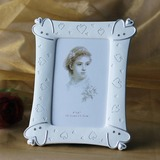 Heart Design Resin Photo Frames