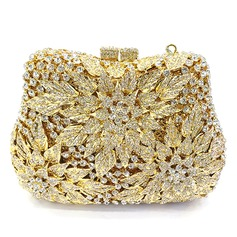 Shining Crystal/ Rhinestone/Alloy Clutches/Luxury Clutches