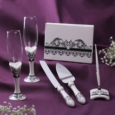 """Roman Holiday"" Collection Set in Ceramic"