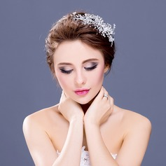 "Glamourous Crystal/""A"" Level Rhinestone Headbands"