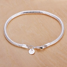 Lovely Silver Plated Ladies' Fashion Bracelets