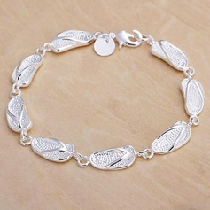 Fashional Silver Plated Ladies' Fashion Bracelets