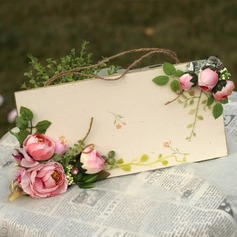Silk/Hardboard Table Number Cards (051068489)