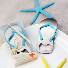 """Pop the Top"" Flip-Flop shape Bottle Openers"