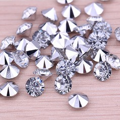 "2/5""(1cm) Bright Diamond Pieces"