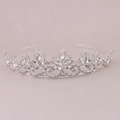 Exquisite Alloy Tiaras (Sold in single piece)