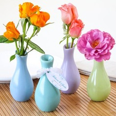 Vase Ceramic Table Centerpieces(Set of 6)