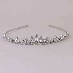 Exquisite Alloy Tiaras/Headbands (Sold in single piece)