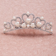 Magnificent Rhinestone/Alloy Tiaras