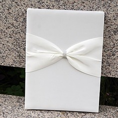 Beautiful Satin Sash Guestbook