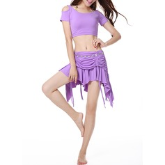 Women's Dancewear Chinlon Practice Outfits
