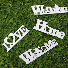Unique Décor/Decorative Accessories PVC Sweet Wedding Decorations