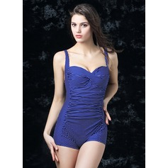 Elegant Dot One-piece