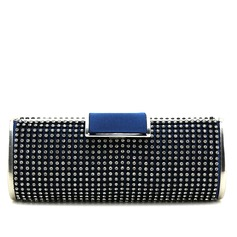 Elegant Satin/Rhinestone Clutches