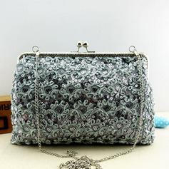 Elegant Sequin/Cloth Clutches