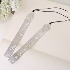 Elegant Stainless Steel Bookmarks