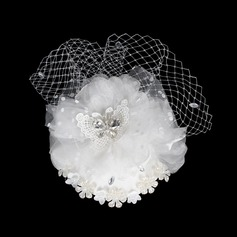 Fascinant Cristal Fascinators Fleurs