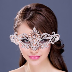 "Glamourous/High Quality Alloy/""A"" Level Rhinestone Masks"