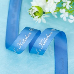 "Personalized 3/5""(1.5cm) Satin Ribbon"