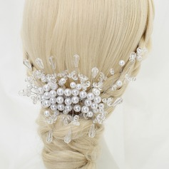 Beautiful Crystal/Alloy/Imitation Pearls Combs & Barrettes