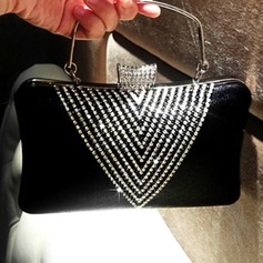 Fashional/Shining Rhinestone Wristlets/Fashion Handbags