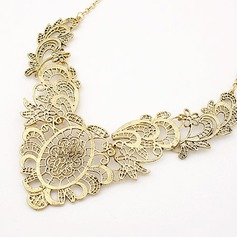 Nice Alloy Ladies' Fashion Necklace