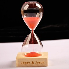 10 Minutes Personalized Attractive Creative Glass Hourglass (Sold in a single piece)