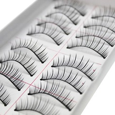 10 Pairs Handmade Thin Long Style False Eyelashes CFE002