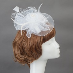 Charming Feather/Plastic Fascinators