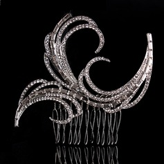 Fashion Alloy Combs & Barrettes