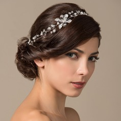 Amazing Alloy/Pearl Headbands