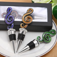 Treble Clef Shape Bottle Stoppers