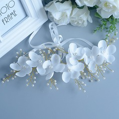 Beautiful Pearl/Cloth Headbands