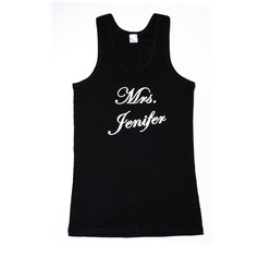 Personalized Cotton Vest