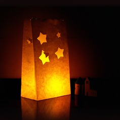 Star design Paper Luminary