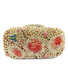 Crystal/ Rhinestone/Alloy Clutches/Luxury Clutches