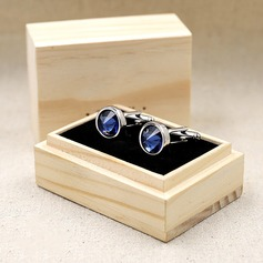 Formal Alloy Cufflinks