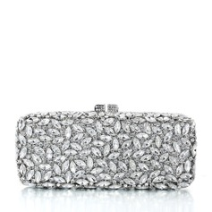 Crystal/ Rhinestone/Rhinestone/Alloy Clutches/Bridal Purse/Luxury Clutches