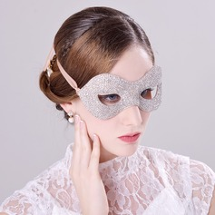 "Elegant/Eye-catching Alloy/""A"" Level Rhinestone Masks"