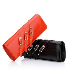 Fashional Cow Leather Clutches/Fashion Handbags