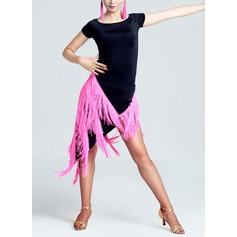 Women's Dancewear Nylon Latin Dance Outfits