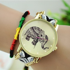 Fashional Alloy/Braided Rope Ladies' Body Jewelry/Watches